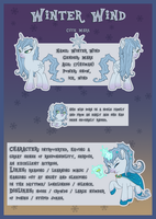 Winter Wind Reference Sheet by rineul