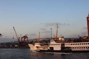 Istanbul - Bosphore trip by Demonescuro