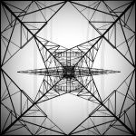 High Voltage Tower by AlFuraih
