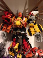 Predaking Feral Rex by forever-at-peace