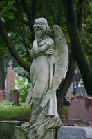 Angel monument stock4 by rustymermaid-stock