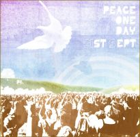 Peace One Day by bassmansgz