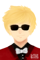 Dave Strider by little-miss-gabby