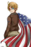 [Hetalia] 4th of July by caeths