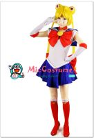 Sailor Moon Tsukino Usagi Cosplay by miccostumes