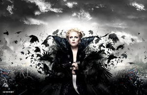 Snow White and the Huntsman - Evil Queen by elclon