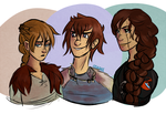 Hiccstrid Babies by CHAOTIKproductions