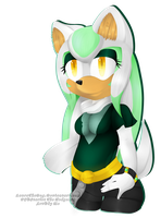 .:Comm:. Starlet The Hedgehog by Laurathedog