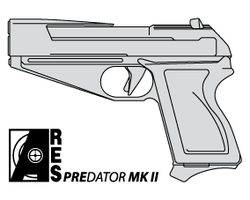 Ares Predator II by fexes
