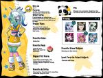 Nina An Monster High Profile by Psy-CHO-Aoi