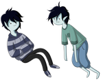 Marshall Lee by TheCheeseburger