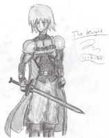 The Knight by Draxen