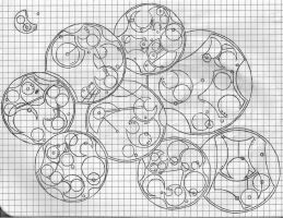 Long and complicated Gallifreyan poem by Kindley-Pixel