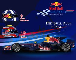 Red Bull RB4 by ShinjiRHCP