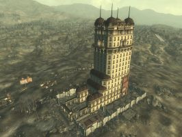 Tenpenny Tower-Fallout Fanfic by tigerribs