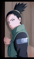 Shikamaru by Tremblax