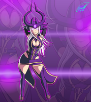 Syndra's Dance of Justice by Twisted4000