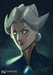 Camille - the Steel Shadow by ZanderalS