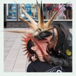 Punk Kiss by GothPhoto
