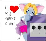 .:I Heart My Game Cube:. by 20Harlequin05