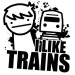 I like TRAINS by Yauriko