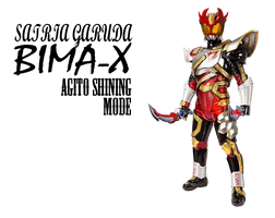 SaGa Bima-X - Agito Mode by tuanenam