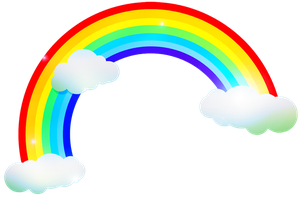 Arcoiris png (: by HiilaryEditions