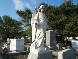 Cemetary in Key West 0003 by Selficide-Stock