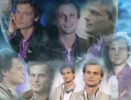 Matthew Gray Gubler in Japan by LuluDarling