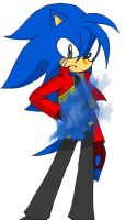 RQ: Nero The Hedgehog by ss2sonic