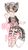 OFFER TO ADOPT- KITTY BOY - CLOSED! by alpacasovereign