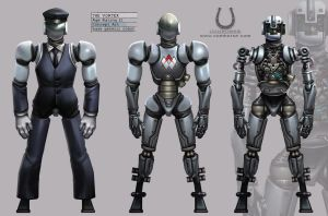 robot generic by comhorse