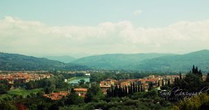 Florence, sightseeing tour by farashenka