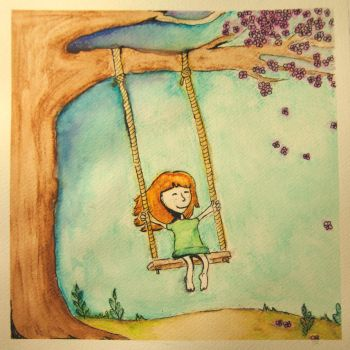 Swing Life Away. by chocolateXtherapy