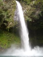 La Fortuna Waterfall by irrationalrationale