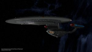 The New Ambassador Class by trekmodeler