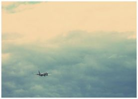 Plane cloud by danrowden