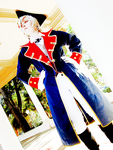Prussia: Epic Stance Time by LolipopCommunist