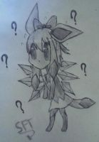 THE STRAWGEST GLACEON wtf.... by SkyFormToad