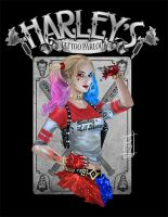 Harley's Tattoo Parlour by Art2DiTotoo