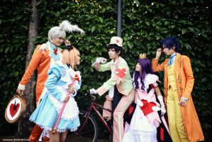 Cardcaptor Sakura - When Toya found a Bike by vaxzone