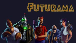 badass Futurama by Soldierboy1991