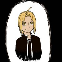 Edward Elric by Paxxylicious