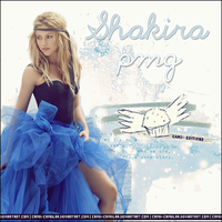 Shakira Antes de las Seis PNG pack by Camii-Camiilaa