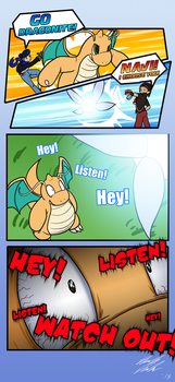 Why Dragons are weak against Fairy types by Toughset