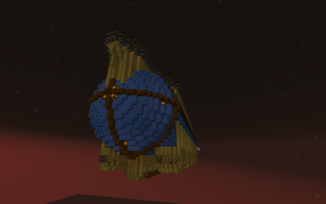Airship Olympia - WIP by Aapur
