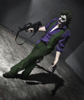 The Joker 2 by IamTheWolverine