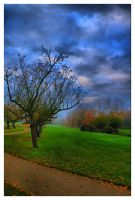 At the golf course by deoroller