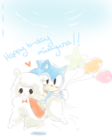 Happy b-day Missyuna by Ipun