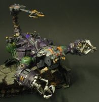 Scorponok Bug Mode by Shinobitron